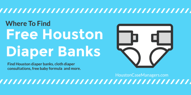 houston diaper banks
