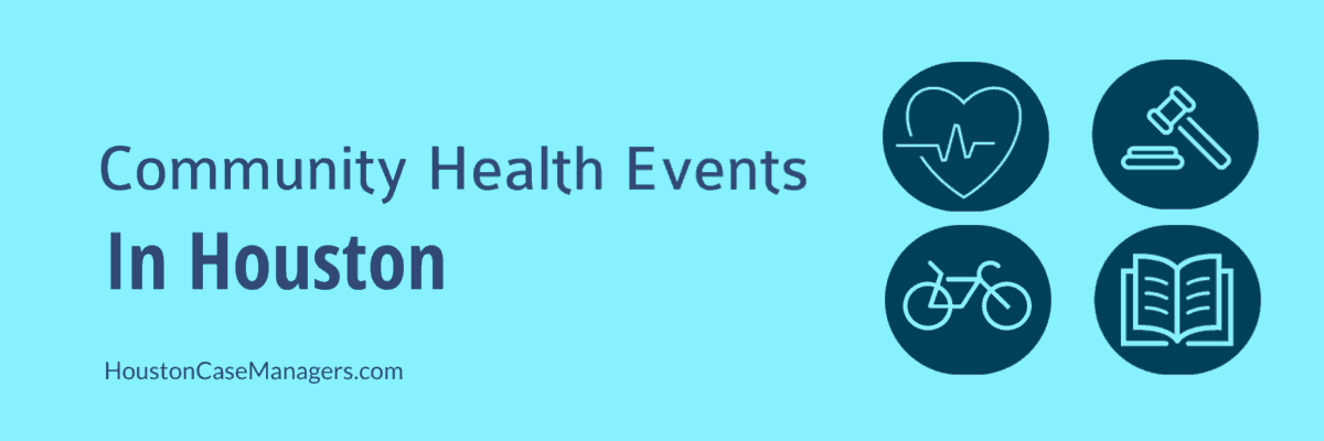 community health events in houston
