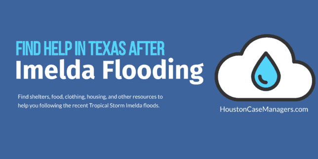 Imelda flooding help