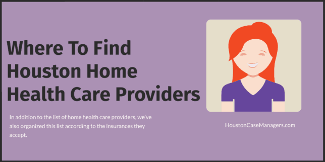 Houston Home Health Care Providers
