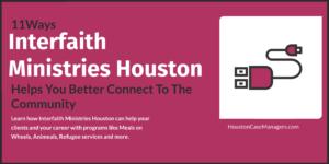 interfaith Ministries Houston