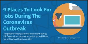 jobs during coronavirus