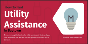 utility assistance baytown