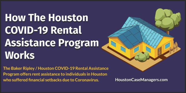 houston covid 19 rental assistance program