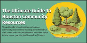 houston community resources