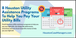 utility assistance programs