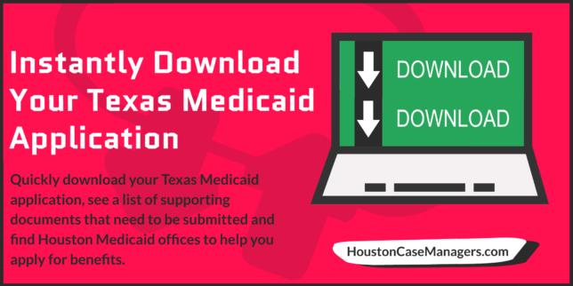 download texas medicaid application