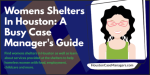 womens shelters houston