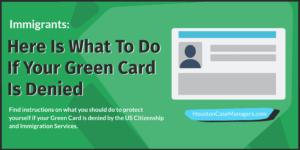 green card denied