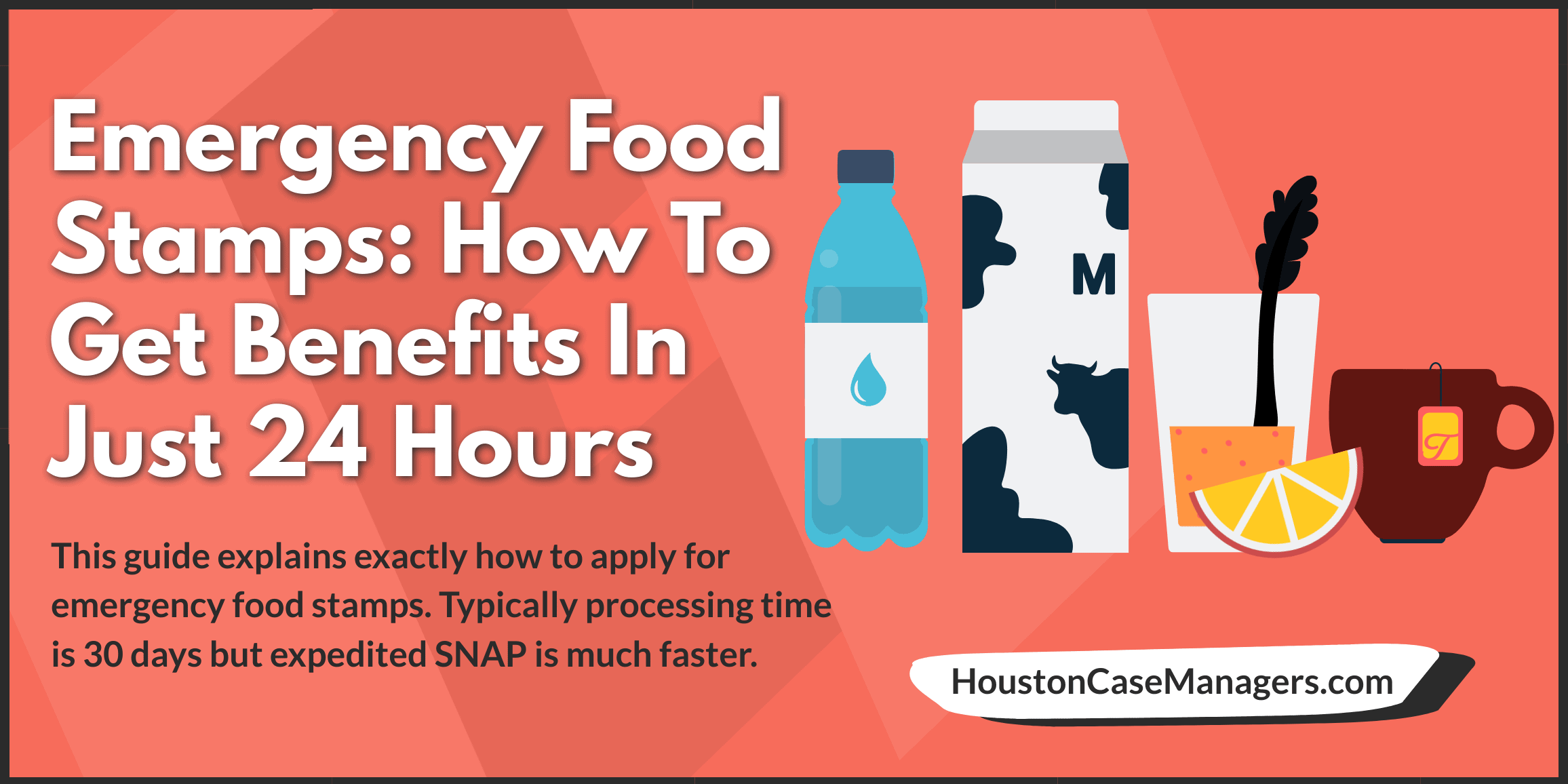 Emergency Food Stamps: How To Get Benefits In Just 24 Hours