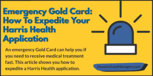 emergency gold card