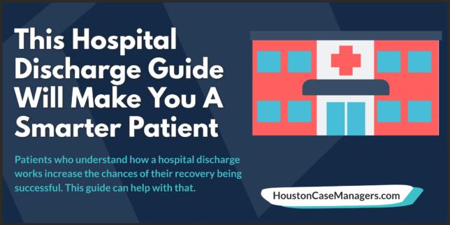 hospital discharge