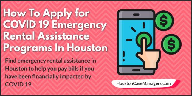 emergency rental assistance houston