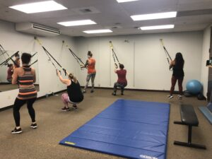 TRX - Total Body Resistance Class @ TRVCC Ranchester TRX Studio