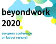 beyondwork2020 – European Conference on Labour Research