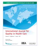 IEA/ISQua Collaborative Supplement