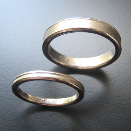 Contemporary Classic Rings