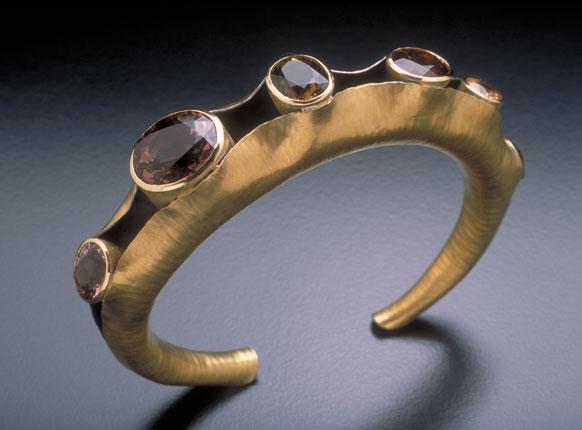 Giant Clam Cuff Bracelet