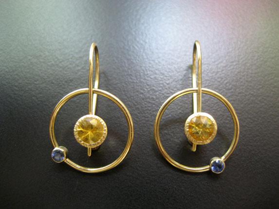 Orbital Earrings