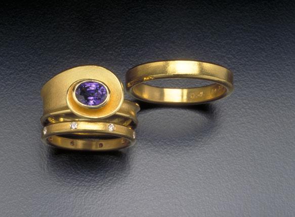 Oval Spiral Set