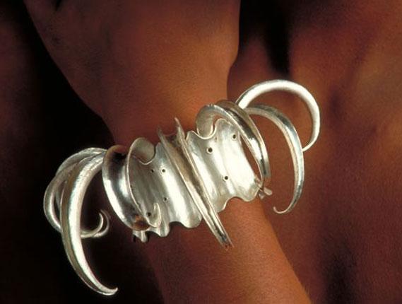 Tentacle Cuff Bracelet