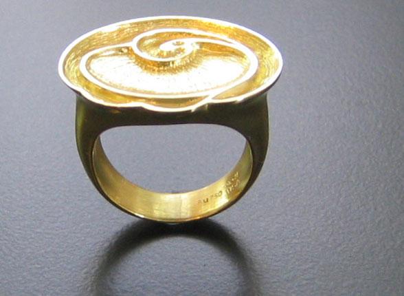 Custom Wax Seal Ring