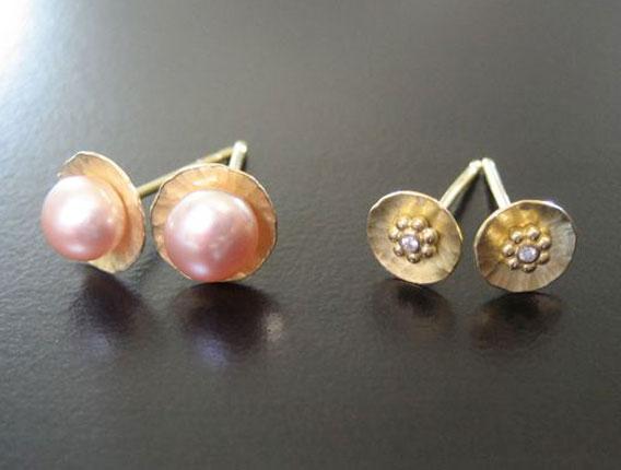 Mini Radiants Earrings
