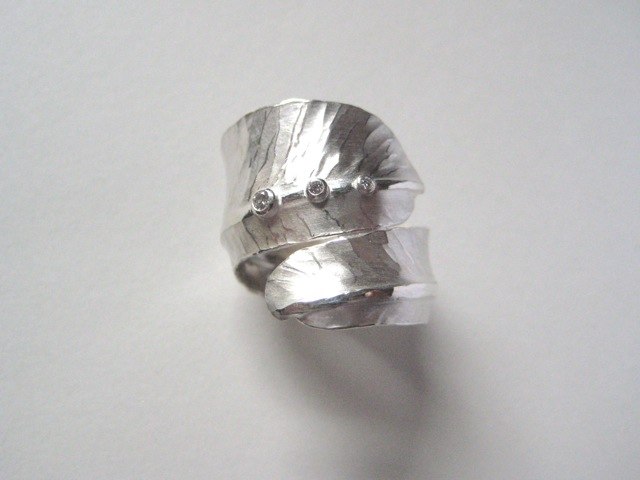 Feather Wrap Ring