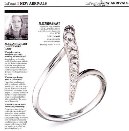 INSTORE magazine press