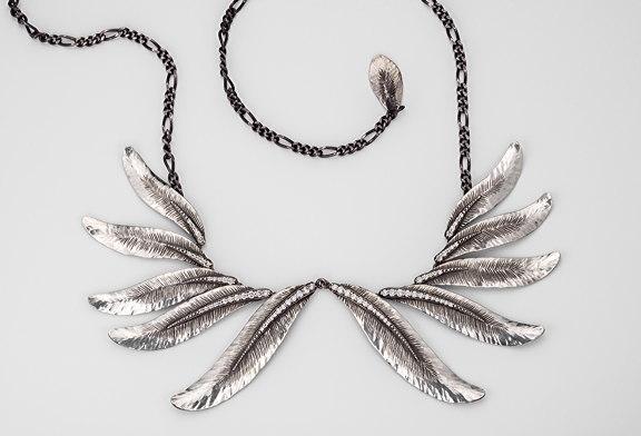 Pure Flight Necklace