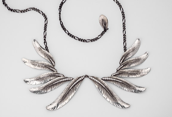 Pure Flight Necklace