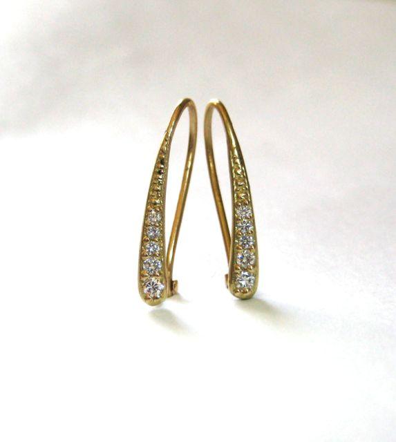 Small Droplet Earrings