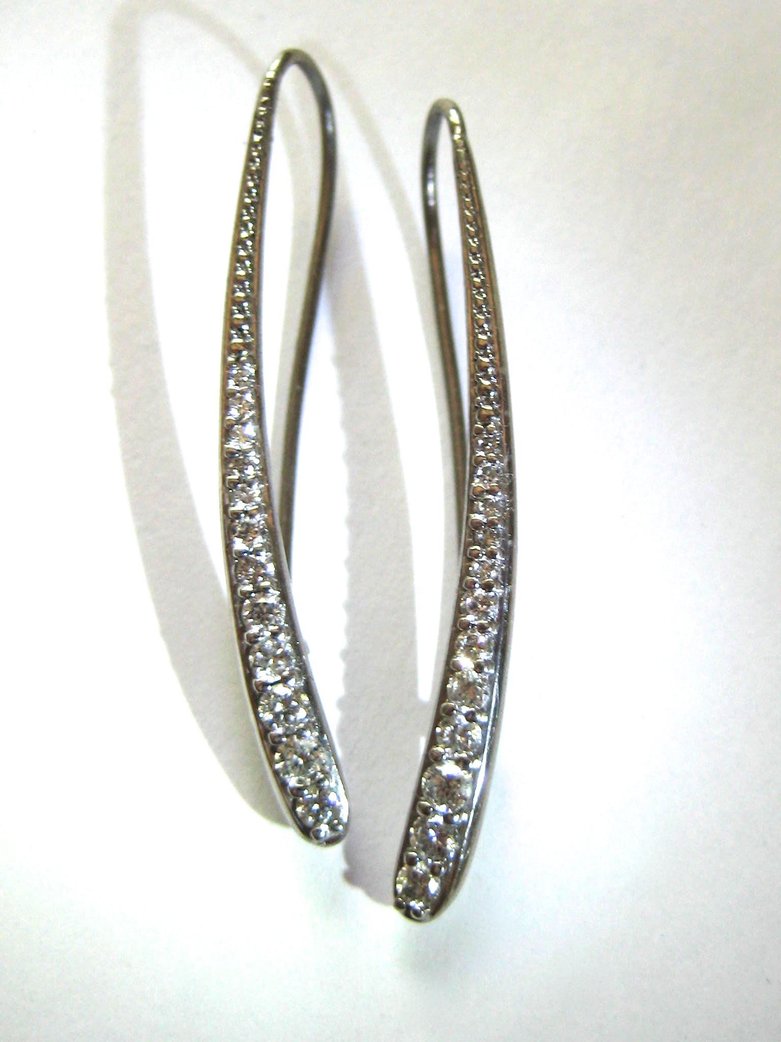 Long Droplet Earrings