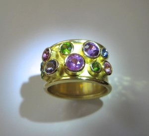 Spring Bouquet Ring