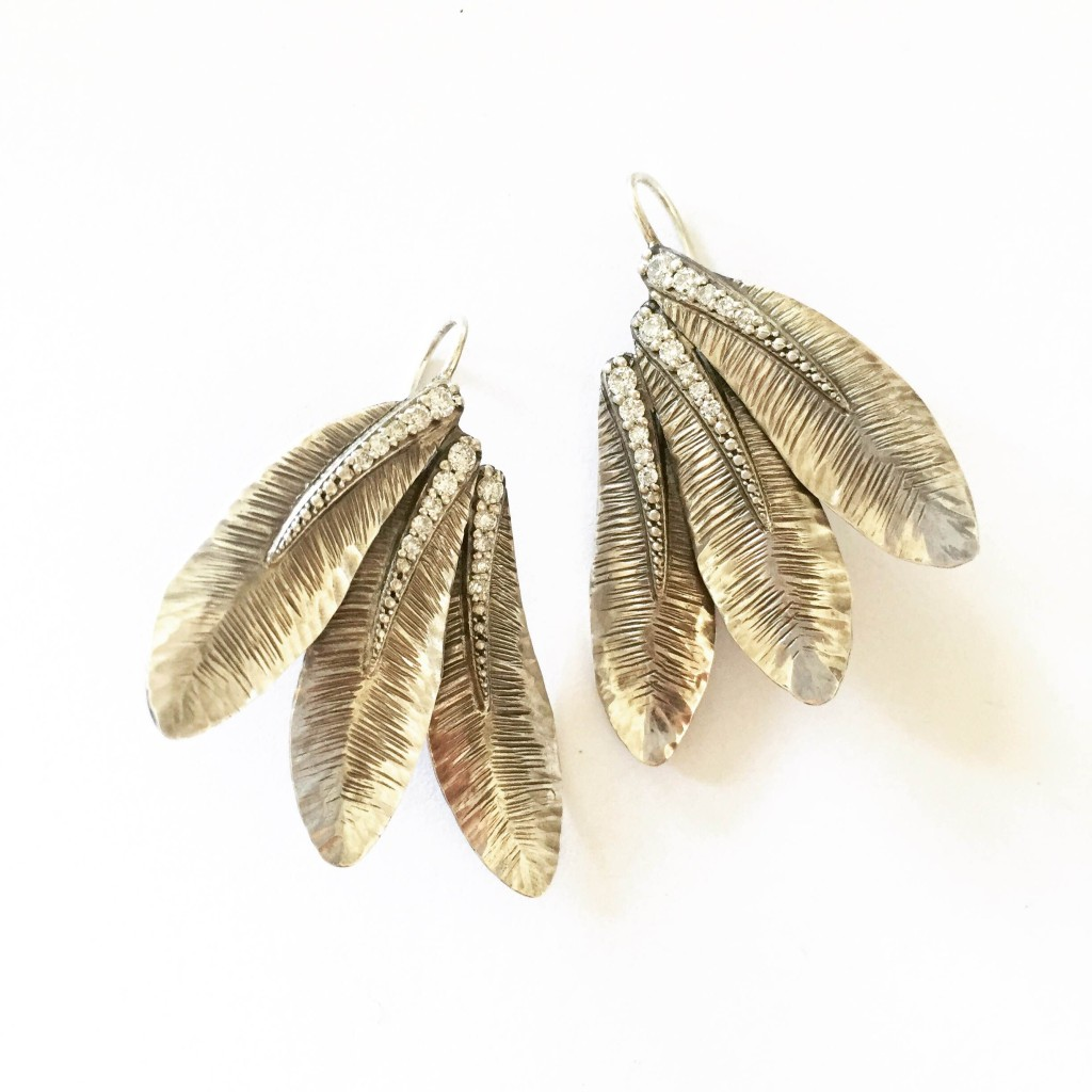 Winged Earrings