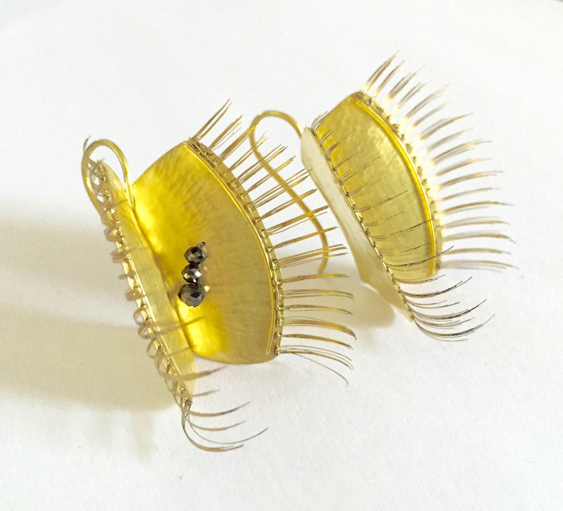 Venus Flytrap Earrings