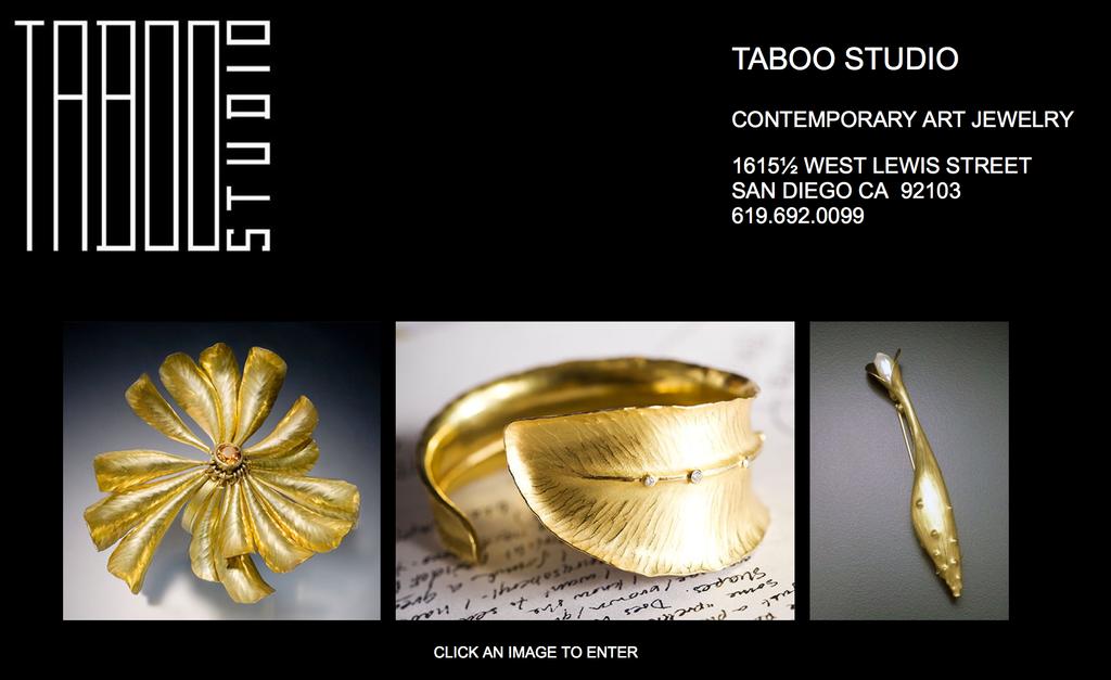 Taboo Jewelry Press