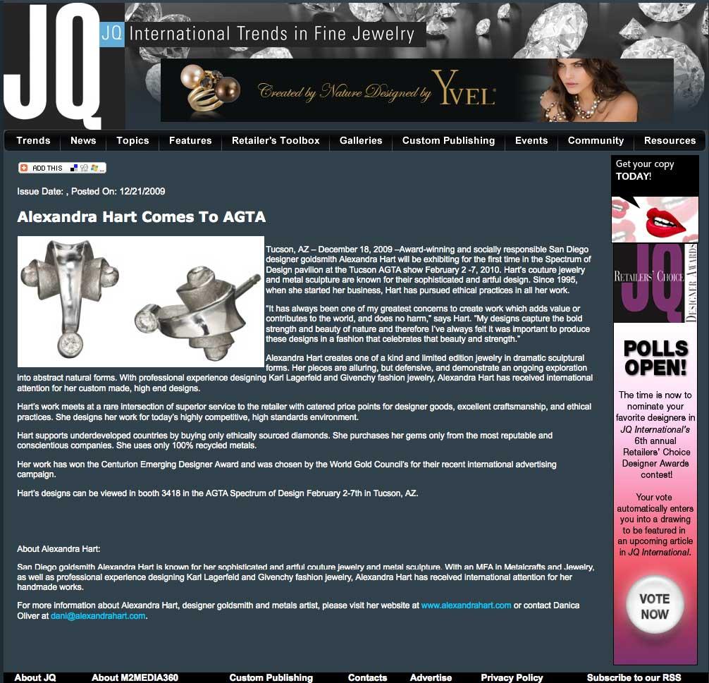 The Jewellery Quarter International
