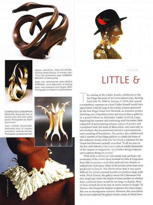 Ornament Magazine Fall 2009
