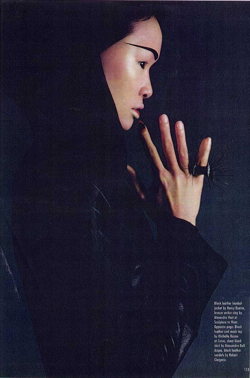 Vogue Australia Press