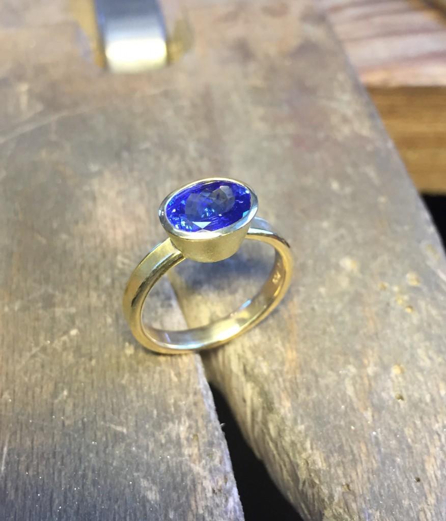 Tanzanite Delight Ring