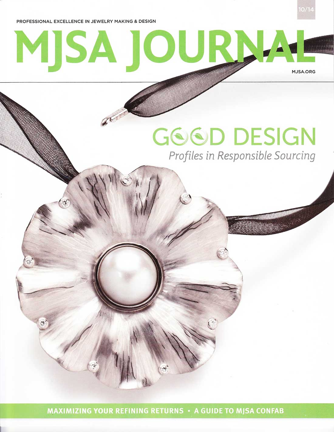 MJSA Cover 10/14