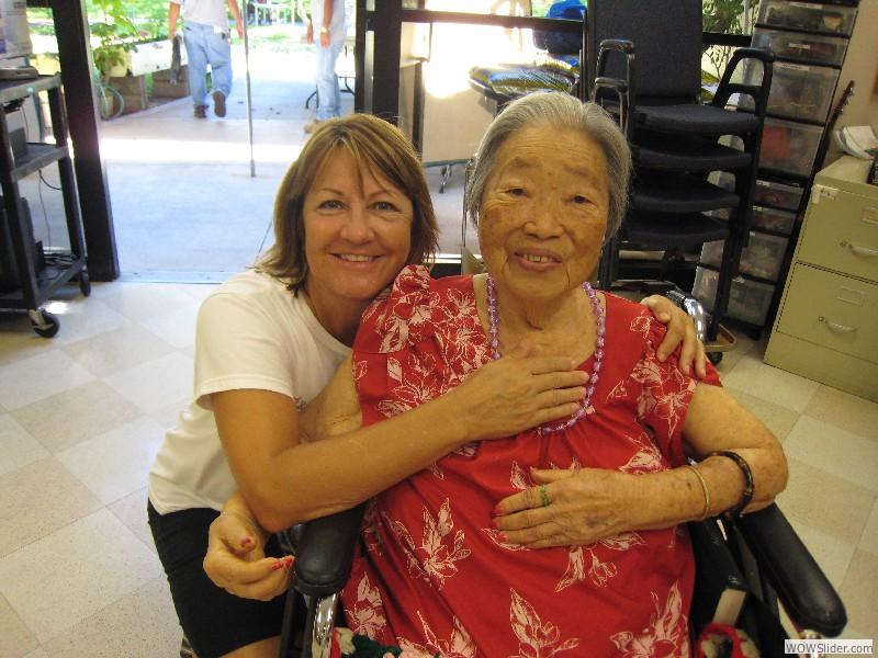 Care for an elder