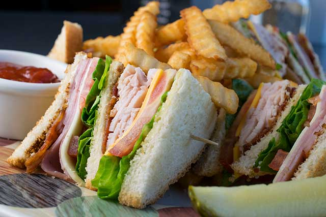 Fan Club Sandwich