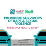 WARIF is proud to announce its partnership with BOLT Nigeria!!