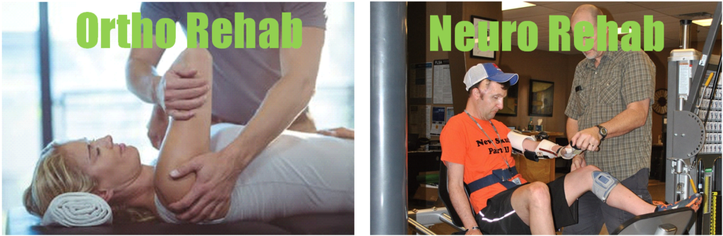 Neurological vs. Orthopedic