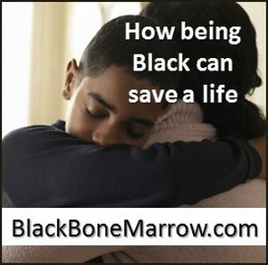 See how being Black can save a life!