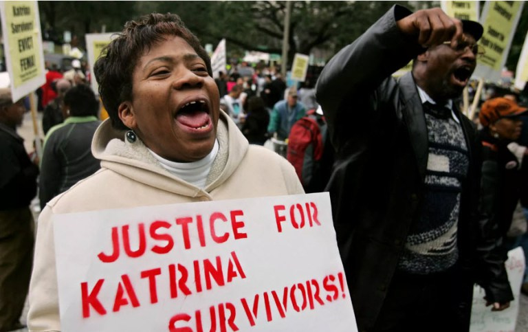 New Orleans post-Katrina update highlights widening of Race & Class gap