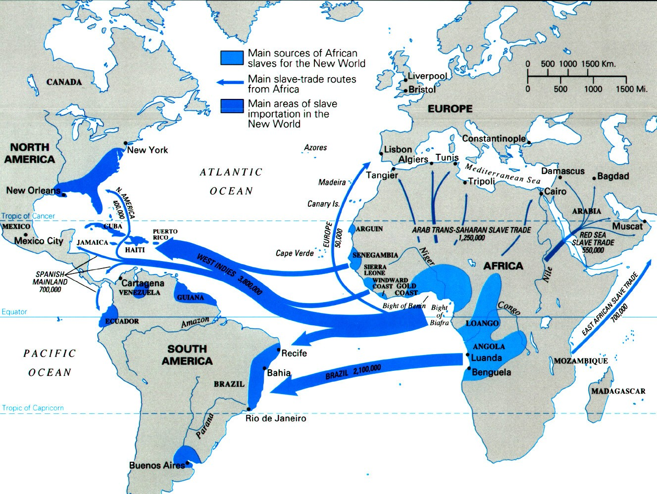 Blackdemographics Com Where In Pre Colonial Africa Are African