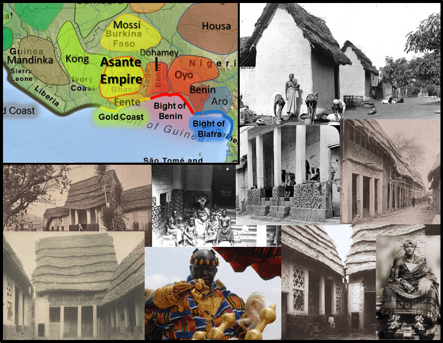 African American Ancestry: The Akan States of the Gold Coast